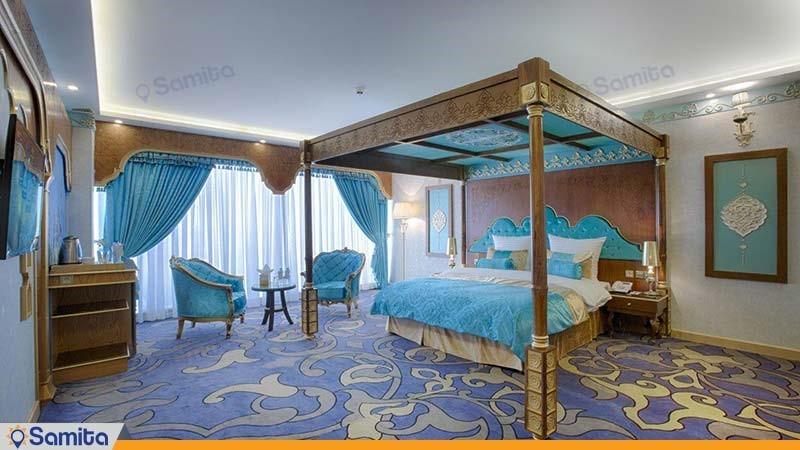 سوئیت ایدل ای پرزیدنت هتل الماس 2