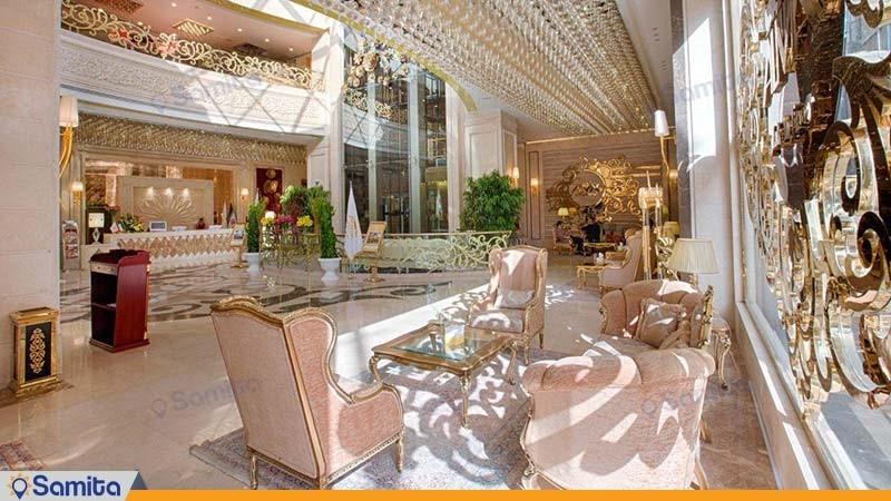لابی هتل الماس 2