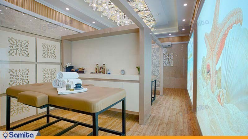 اتاق ماساژ هتل الماس 2