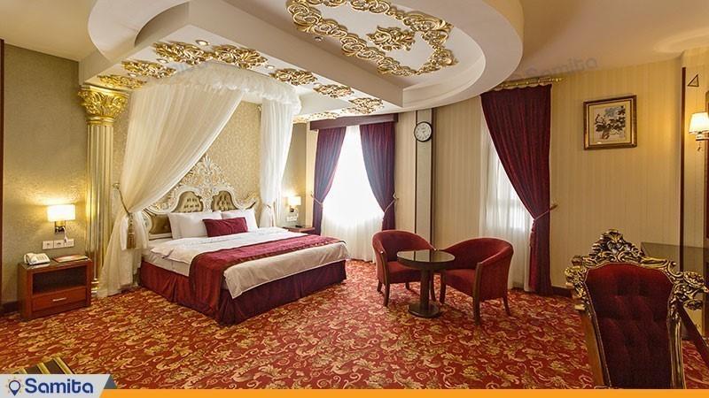 سوئیت فیستا هتل الماس