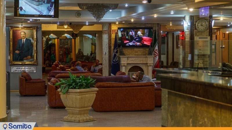 لابی هتل اطلس