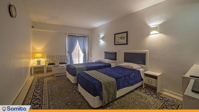 اتاق دو تخته هتل اترک