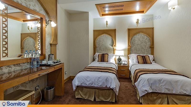 اتاق دوبلکس عرب هتل مجلل درویشی