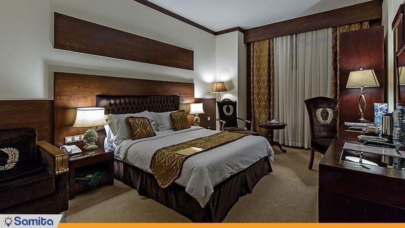 اتاق دوتخته فصلی طبقه اول هتل مجلل درویشی
