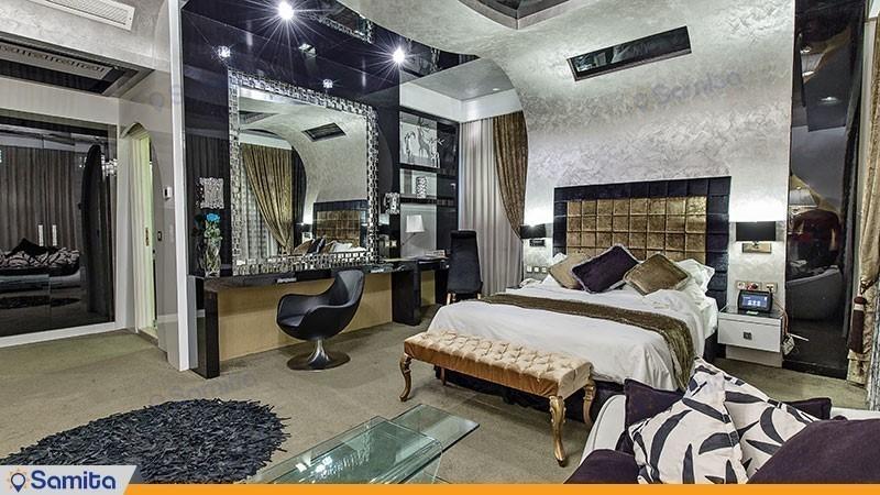 اتاق آینده هتل مجلل درویشی