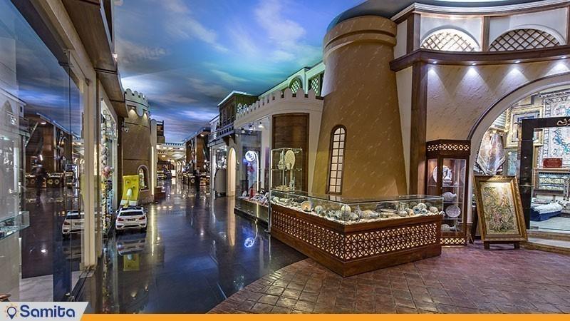 مرکز تجاری هتل مجلل درویشی