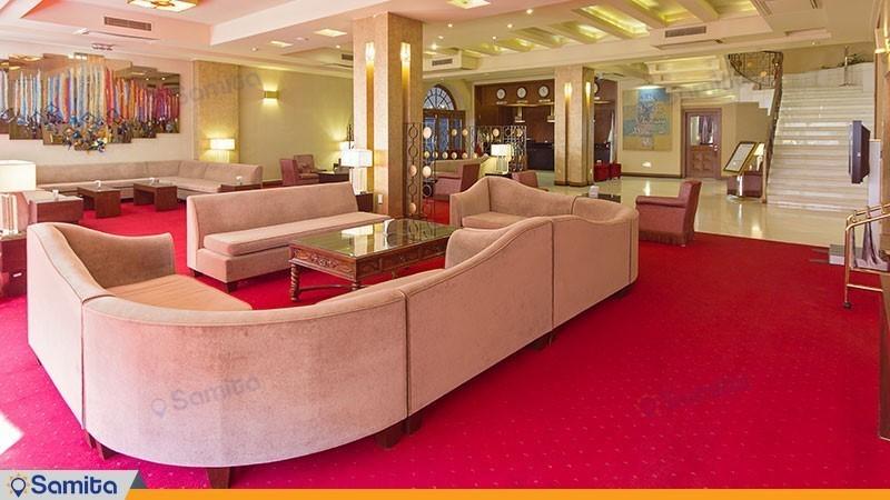 لابی هتل فردوس