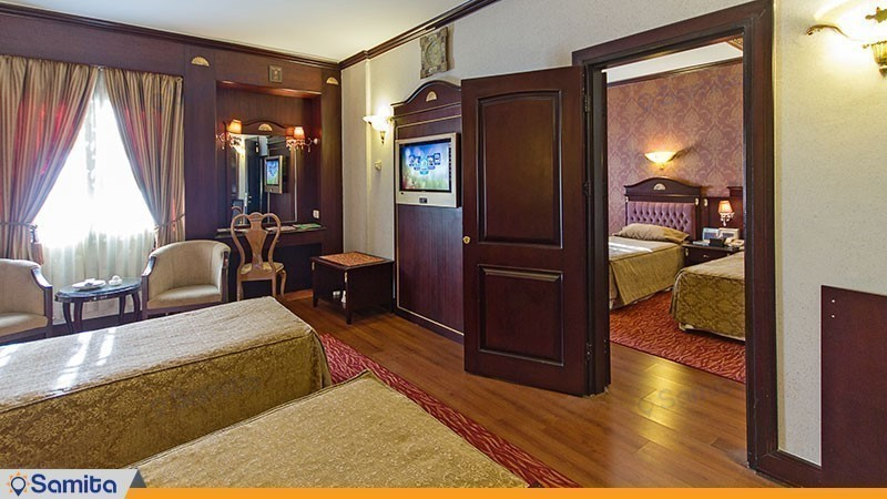 Mashhad Ghasr International Hotel Connecting Suite