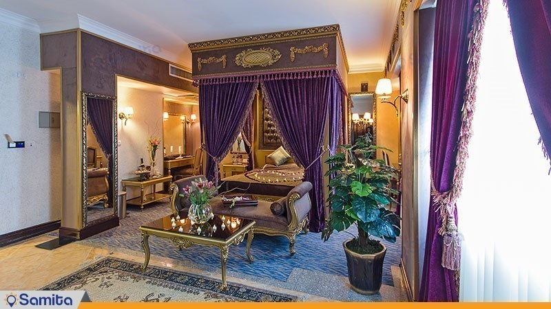 Mashhad Ghasr International Hotel Princess Room