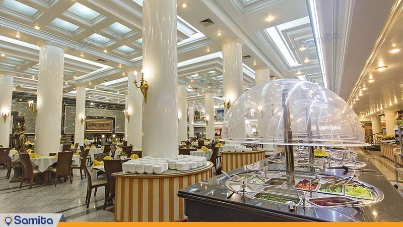 Mashhad Ghasr International Hotel Restaurant