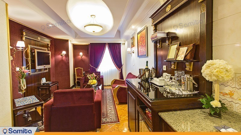 Mashhad Ghasr International Hotel Two-Bedroom Apartment