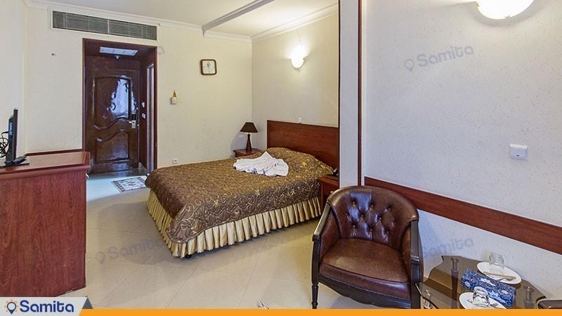 اتاق دبل هتل هلیا مشهد