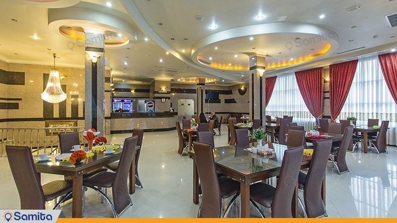 رستوران هتل هلیا مشهد