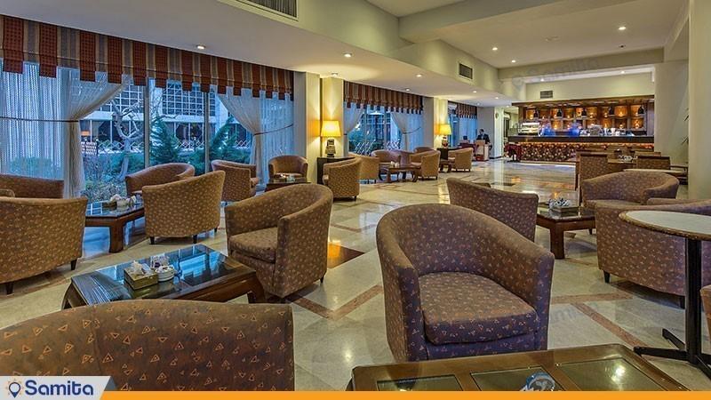 کافی شاپ هتل هما دو