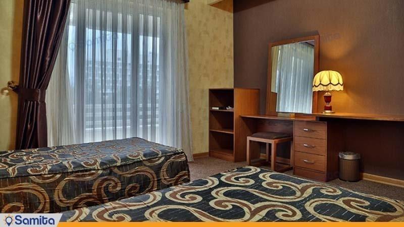 آپارتمان هتل هما یک