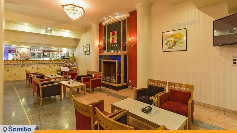 کافی شاپ هتل ایران مشهد