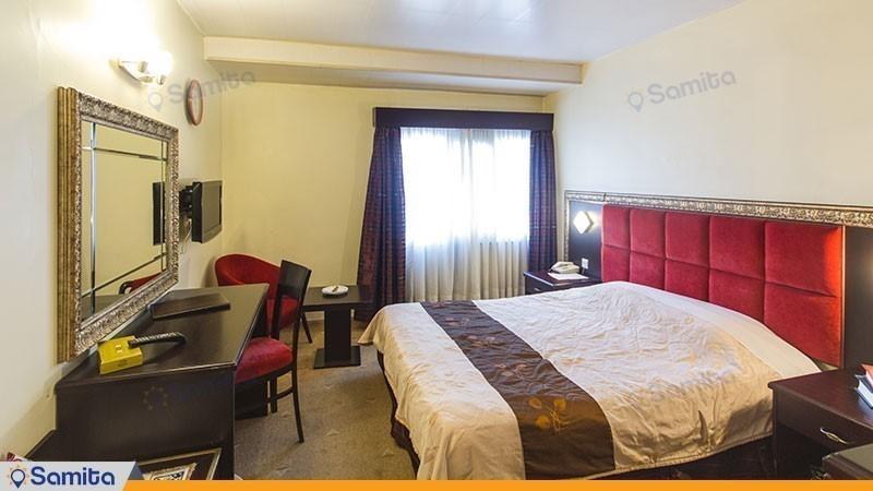 اتاق دبل هتل ایران مشهد