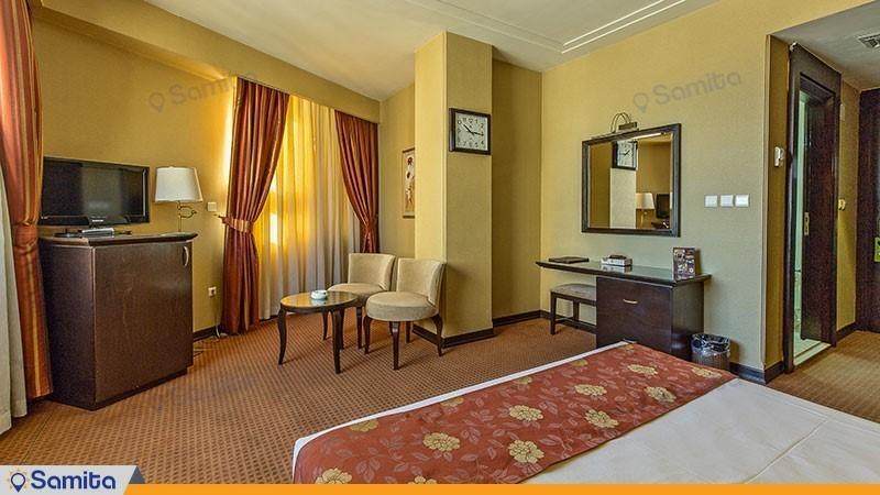 اتاق دبل هتل جواد