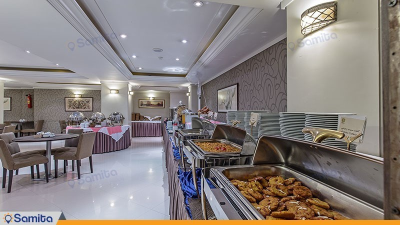 رستوران هتل جواد