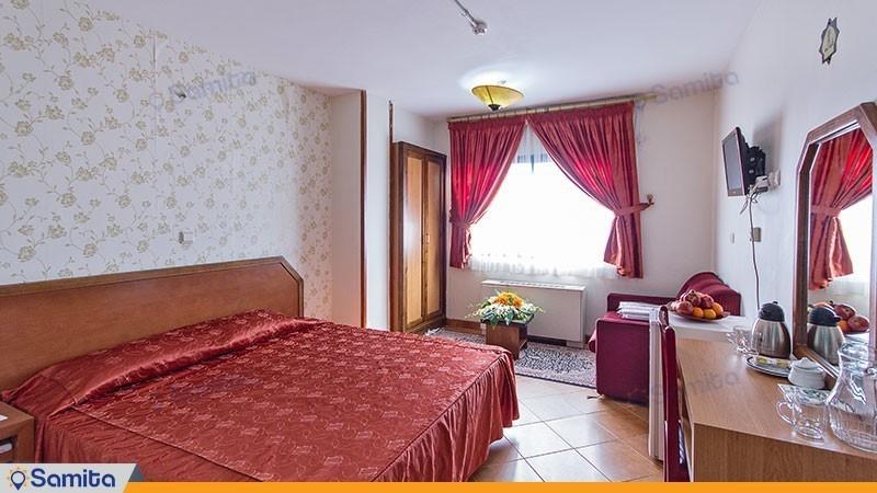 اتاق دبل هتل خانه سبز