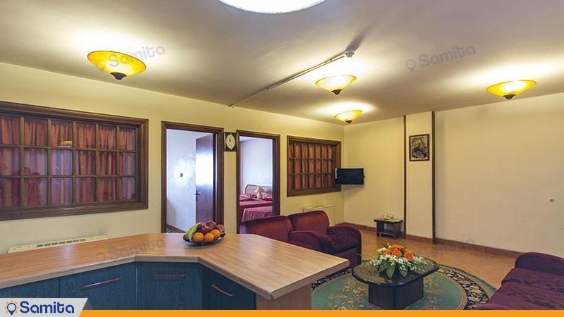 آپارتمان دو خوابه رویال هتل خانه سبز