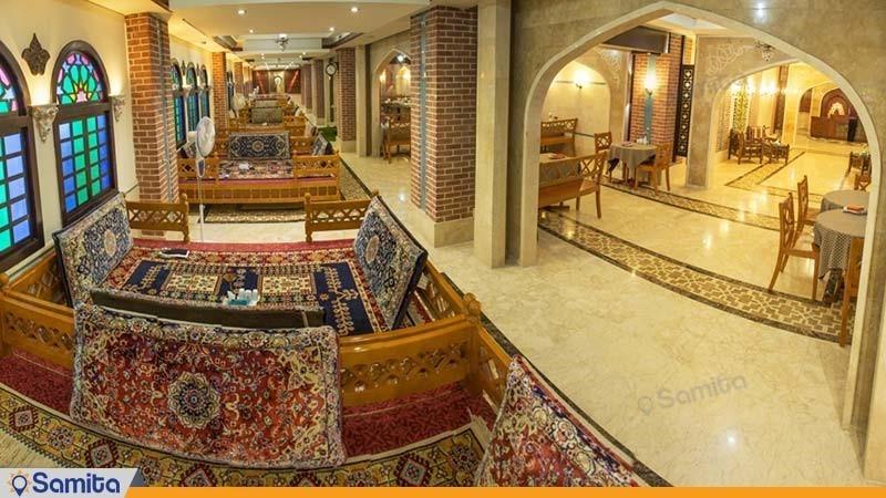 رستوران سنتی هتل مدینة الرضا