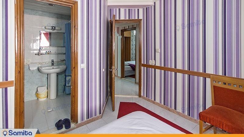 آپارتمان سه اتاق خوابه هتل نور