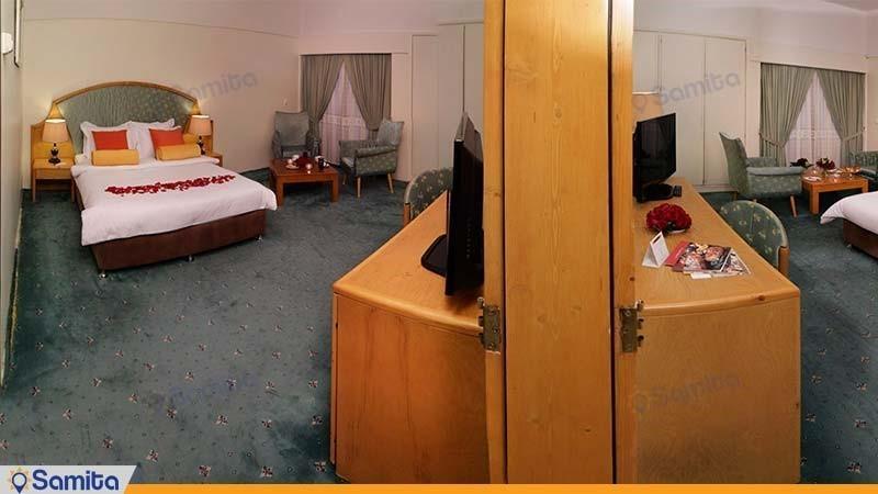 اتاق کانکت هتل پردیسان