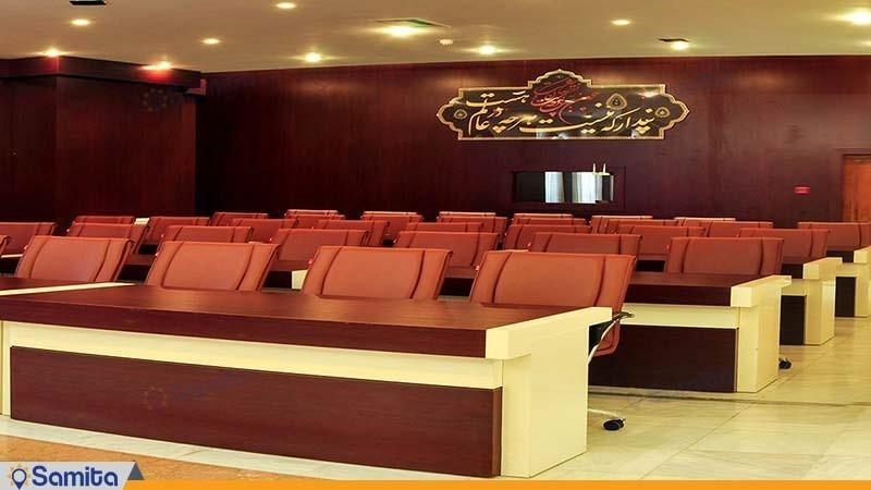 سالن کنفرانس خیام هتل پردیسان