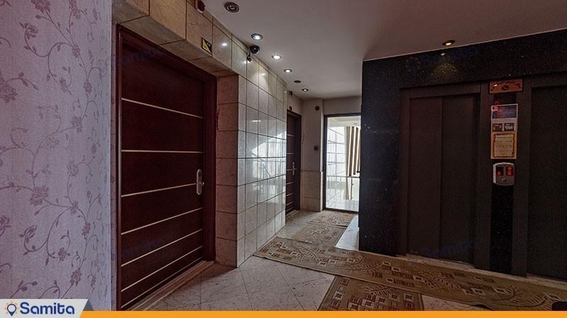 آسانسور هتل آپارتمان قصر آیدین