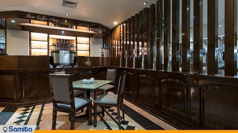 کافی شاپ هتل رضویه