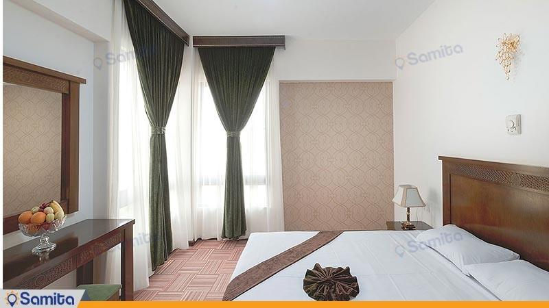 اتاق دو تخته دبل هتل رضویه