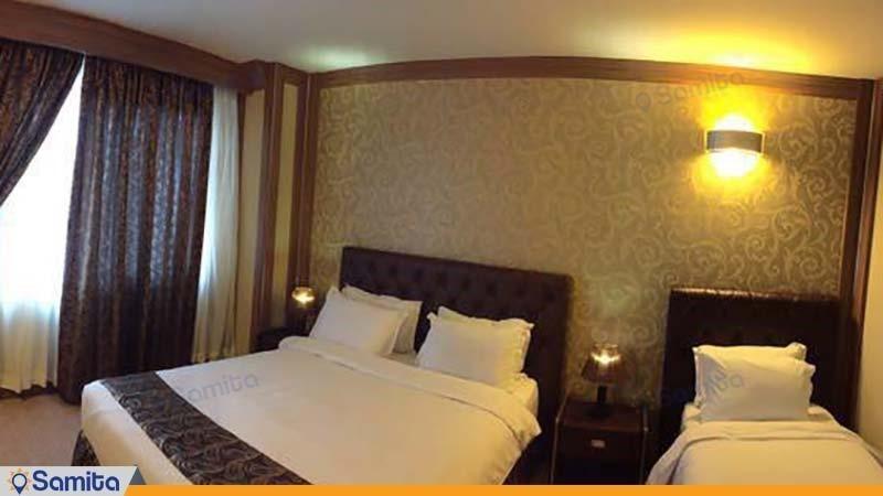 اتاق کانکت پنج نفره هتل شارستان