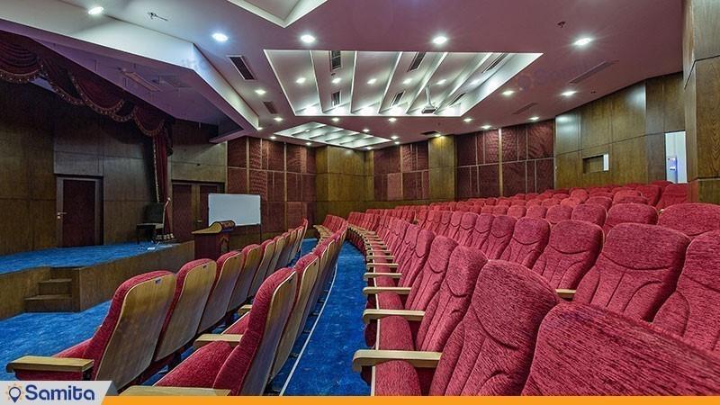 قاعة الاجتماعات فندق سي نور