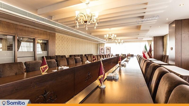 Mashhad Sinoor Hotel Conference Room