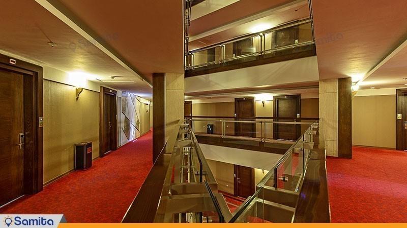 Mashhad Sinoor Hotel Corridor
