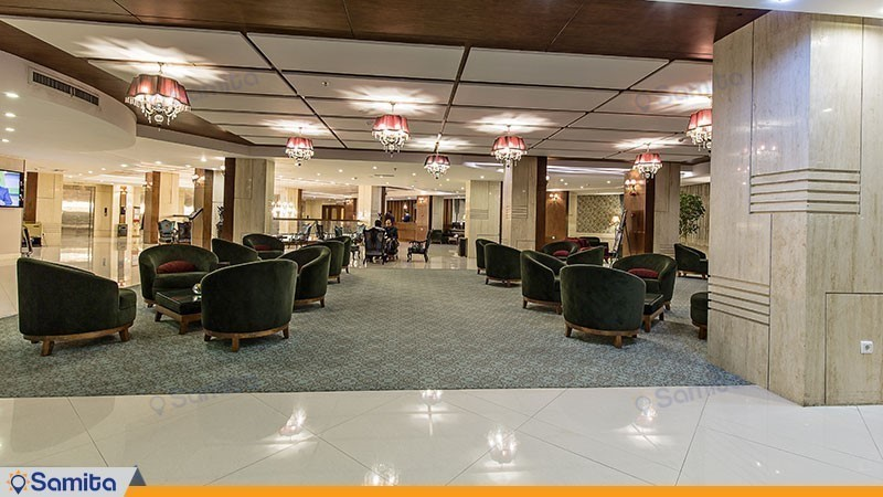 Mashhad Sinoor Hotel Lobby