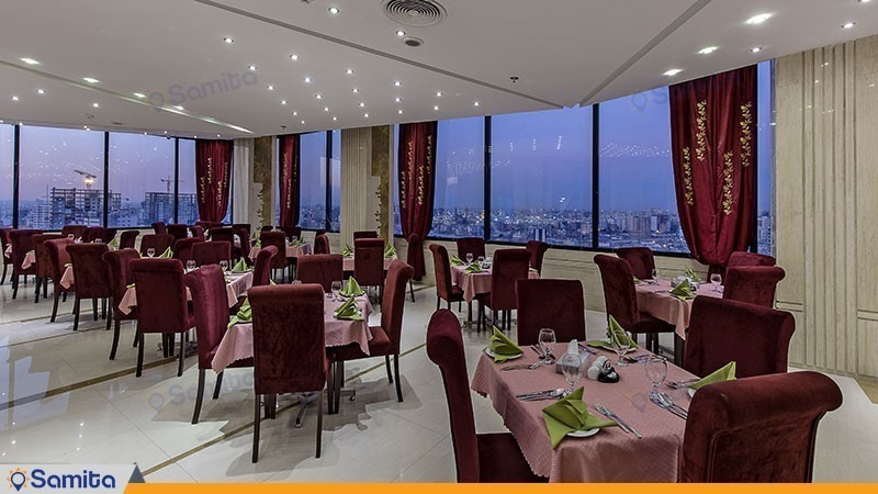 Mashhad Sinoor Hotel Restaurant