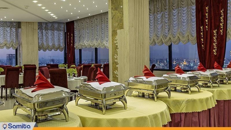 مطعم فندق سي نور