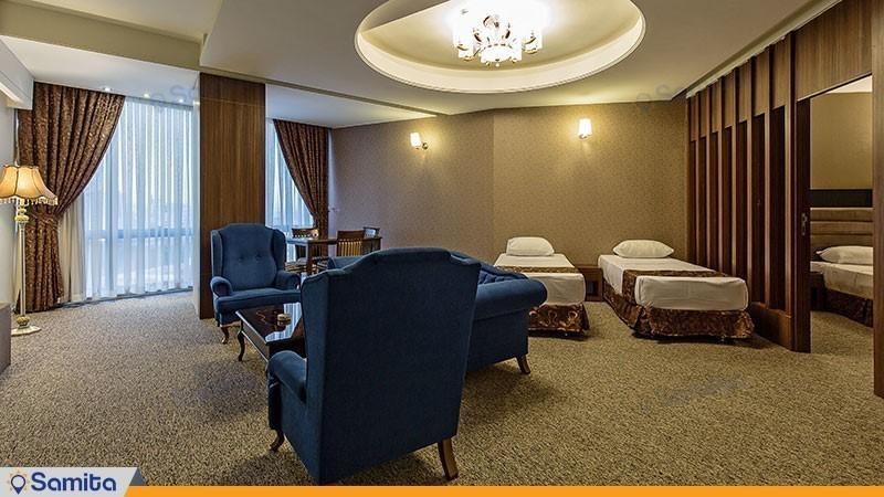Mashhad Sinoor Hotel VIP Suite