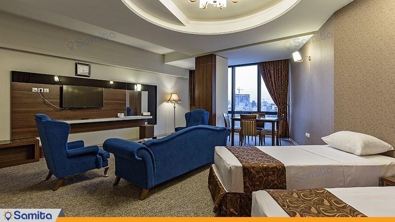 جناح VIP فندق سي نور