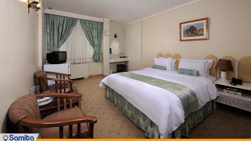 اتاق دبل کلاسیک هتل تهران
