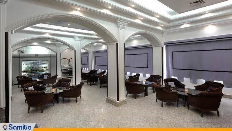کافی شاپ هتل تهران