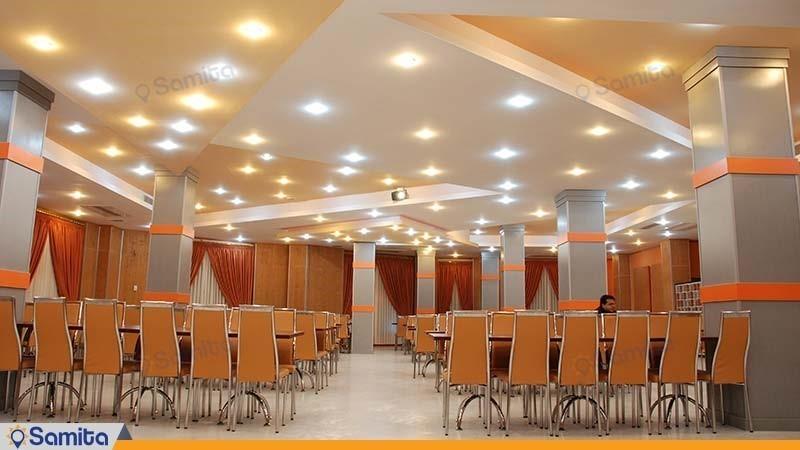 صالة المؤتمرات فندق شاطئي برديس