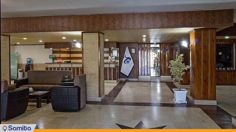 لابی هتل آپارتمان آریان نور