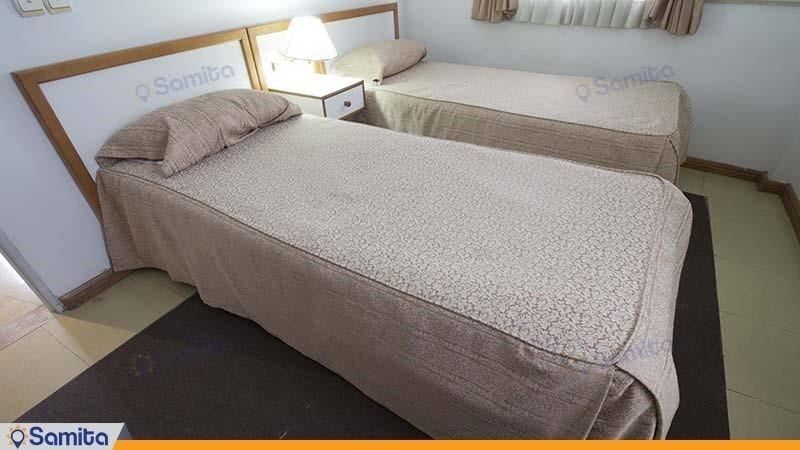 آپارتمان دو خوابه هتل آپارتمان آریان نور
