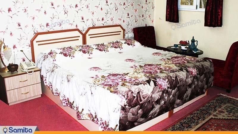 اتاق دبل هتل قصر اسکو