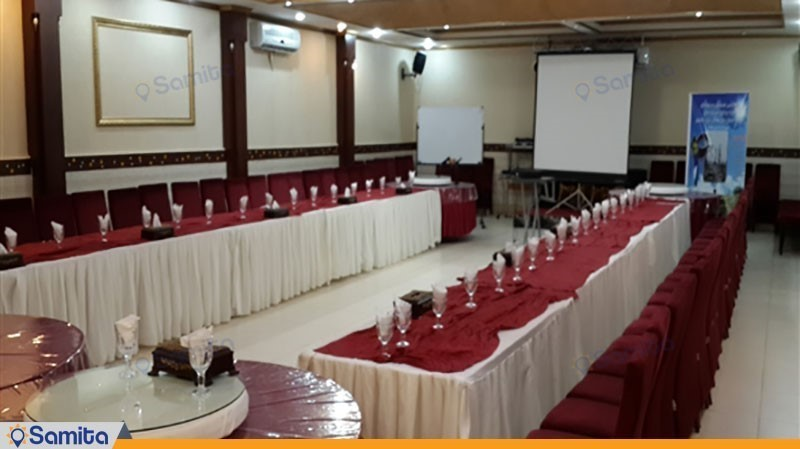 سالن کنفرانس هتل ایرانیان