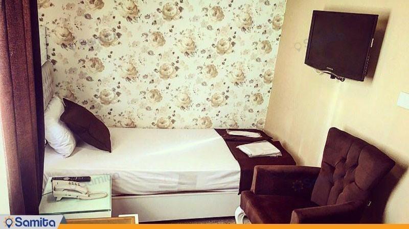 اتاق یکنفره هتل ایرانیان