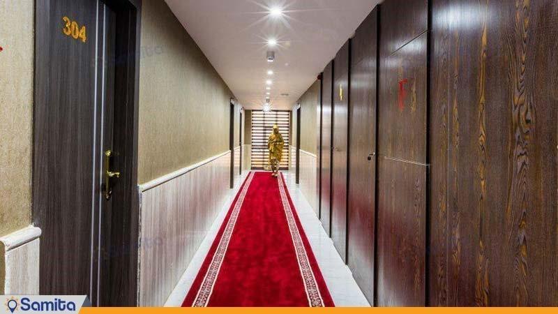 راهرو هتل آرتا